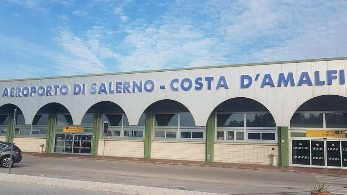 Positano Notizie Stop A Lavori Per Aeroporto Salerno Costa D Amalfi Tar Accoglie Ricorso Cittadini